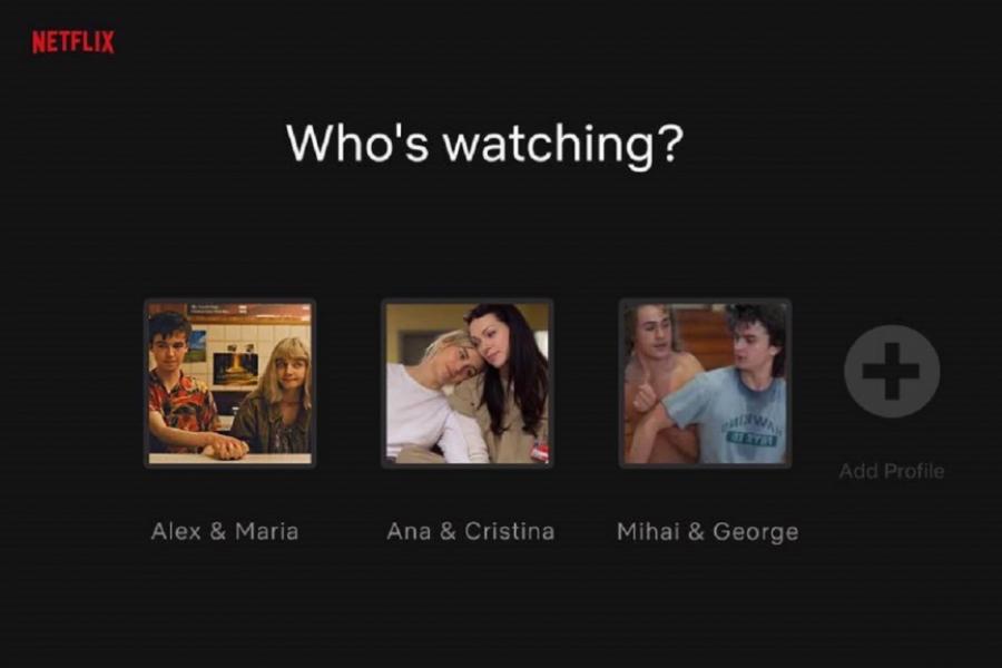 Netflix - referendum