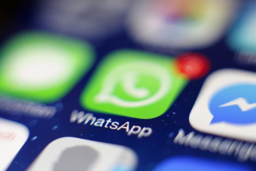 Mesaje pe WhatsApp