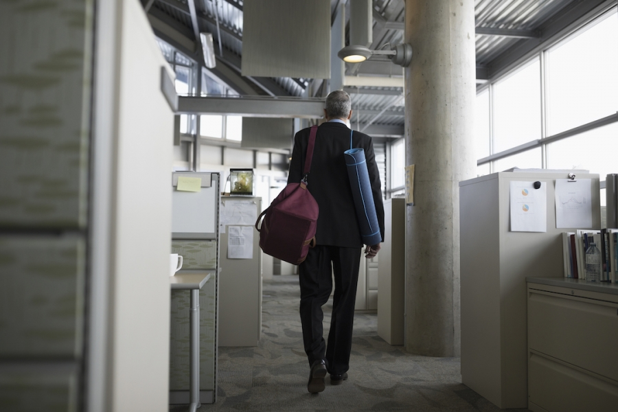 Corporatist, birou