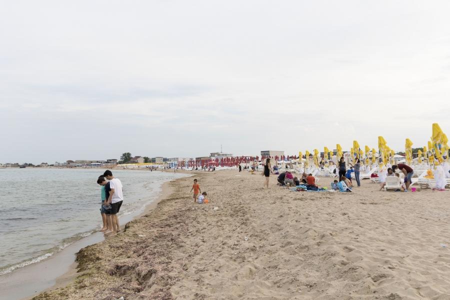 Plajă Eforie