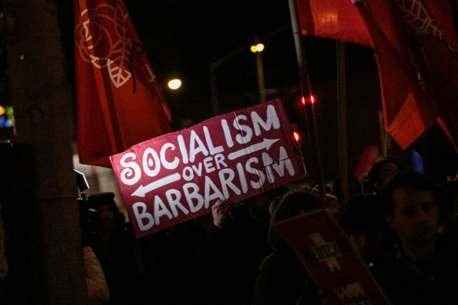 Socialismul american