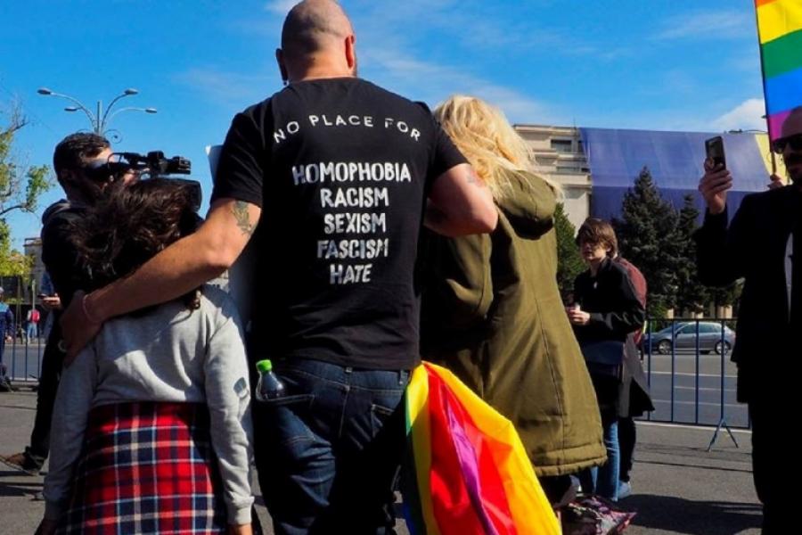 Protest iubire