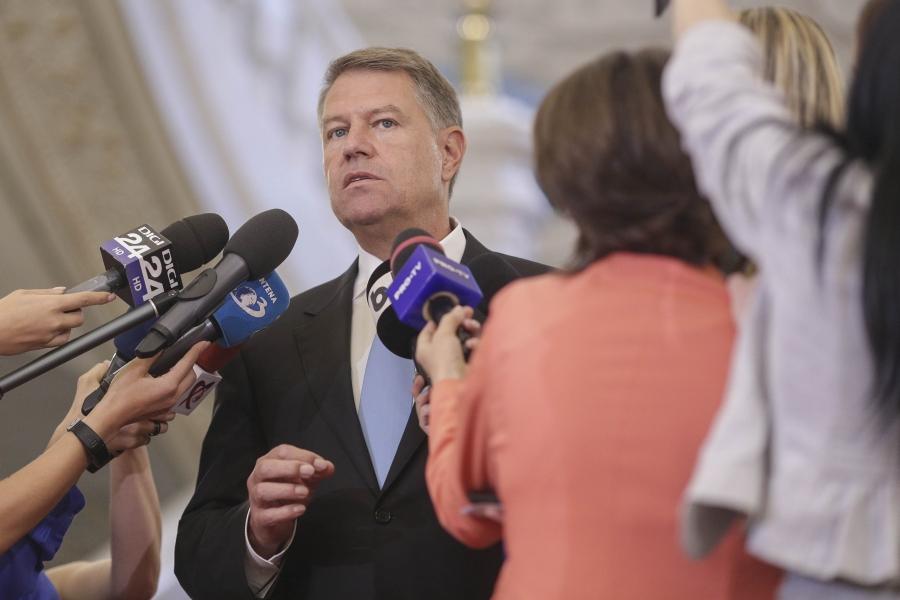 Klaus Iohannis - declarații