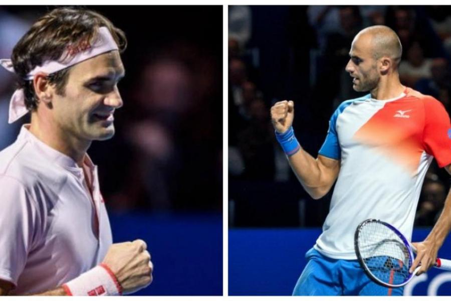 Federer si Copil
