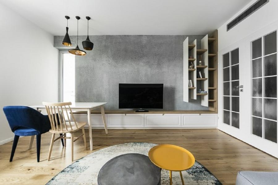 Designist - apartament 54 mp