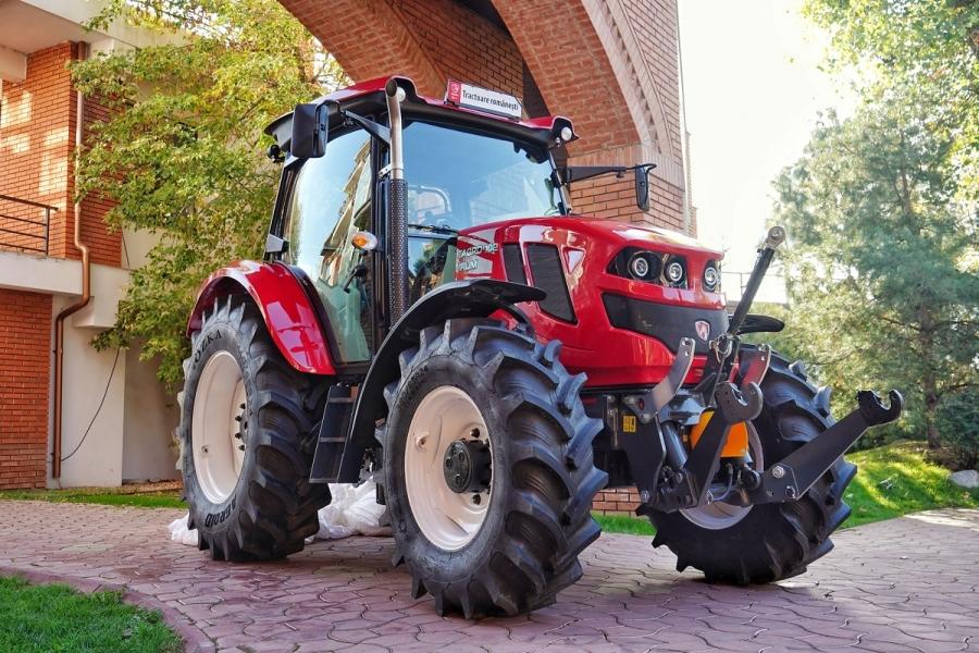TAGRO, primul tractor agricol românesc