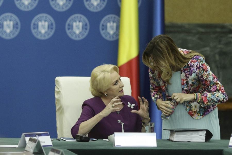 Viorica Dancila - Anca Alexandrescu - Guvern
