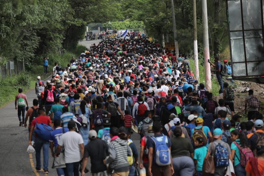 Caravana Honduras