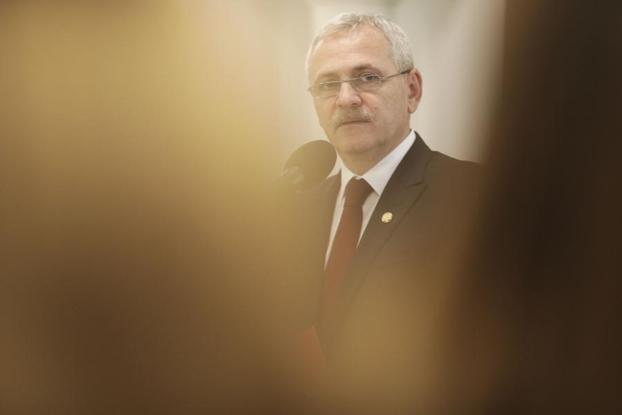 Liviu Dragnea - negru