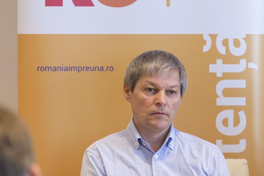 Dacian Cioloș, RO+