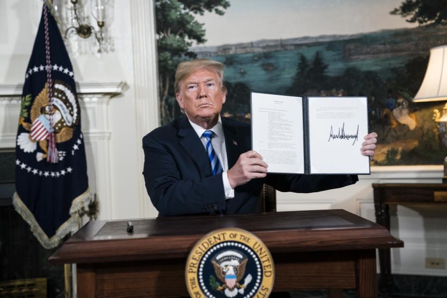 Donald Trump - Iran