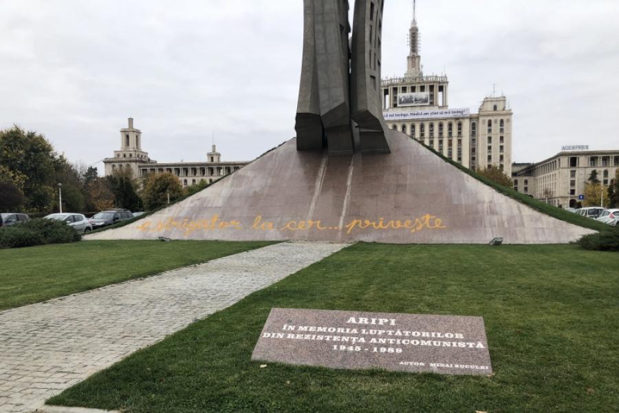 "Monumentul ""Aripi"""