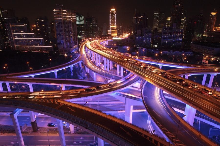 Infrastructură Shanghai