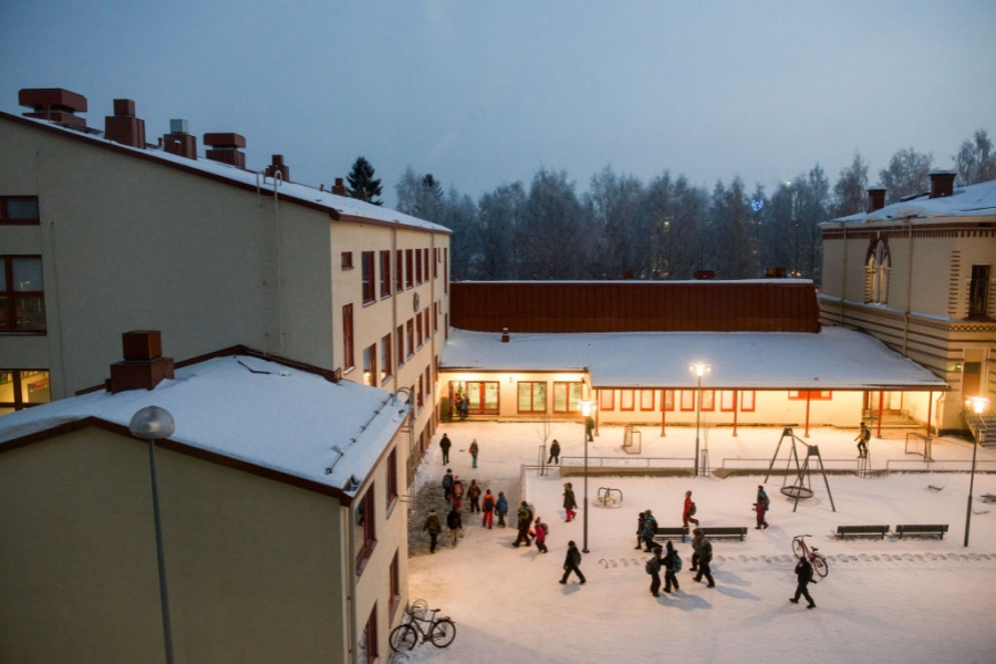 Școala finlandeza