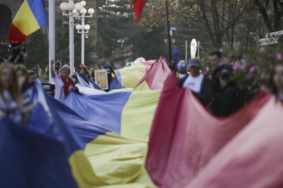 centenar - tricolor - Inquam
