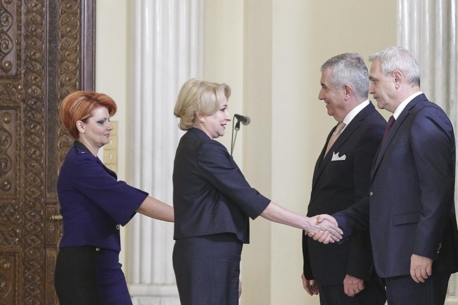 Viorica Dăncilă - Olguța Vasilescu