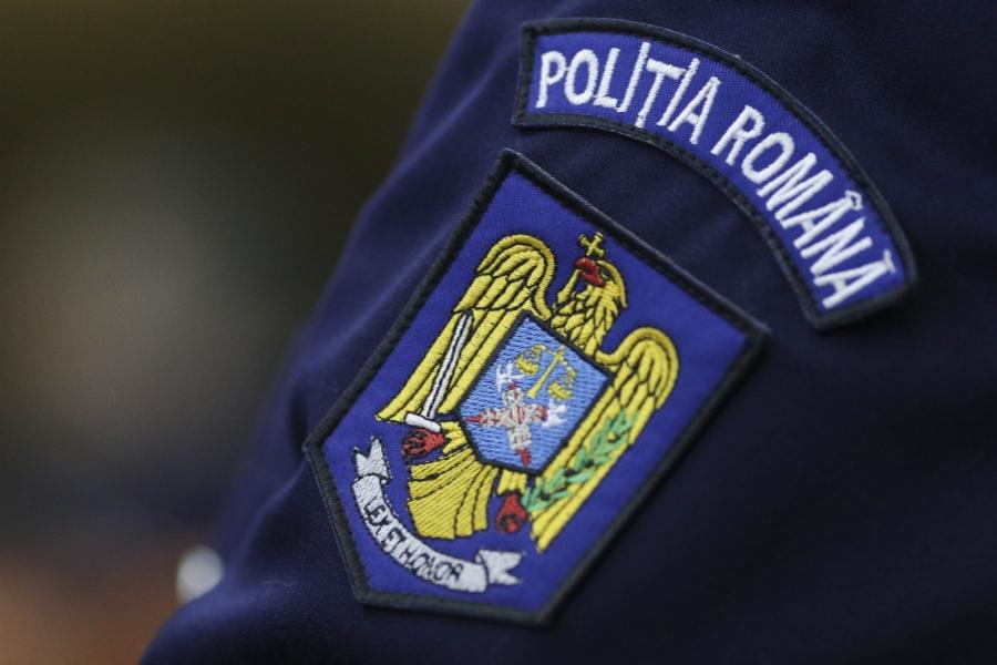 Politia Romana-Octav Ganea