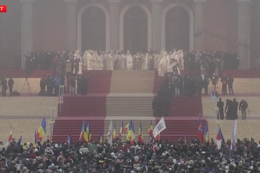 Sfințirea Catedralei