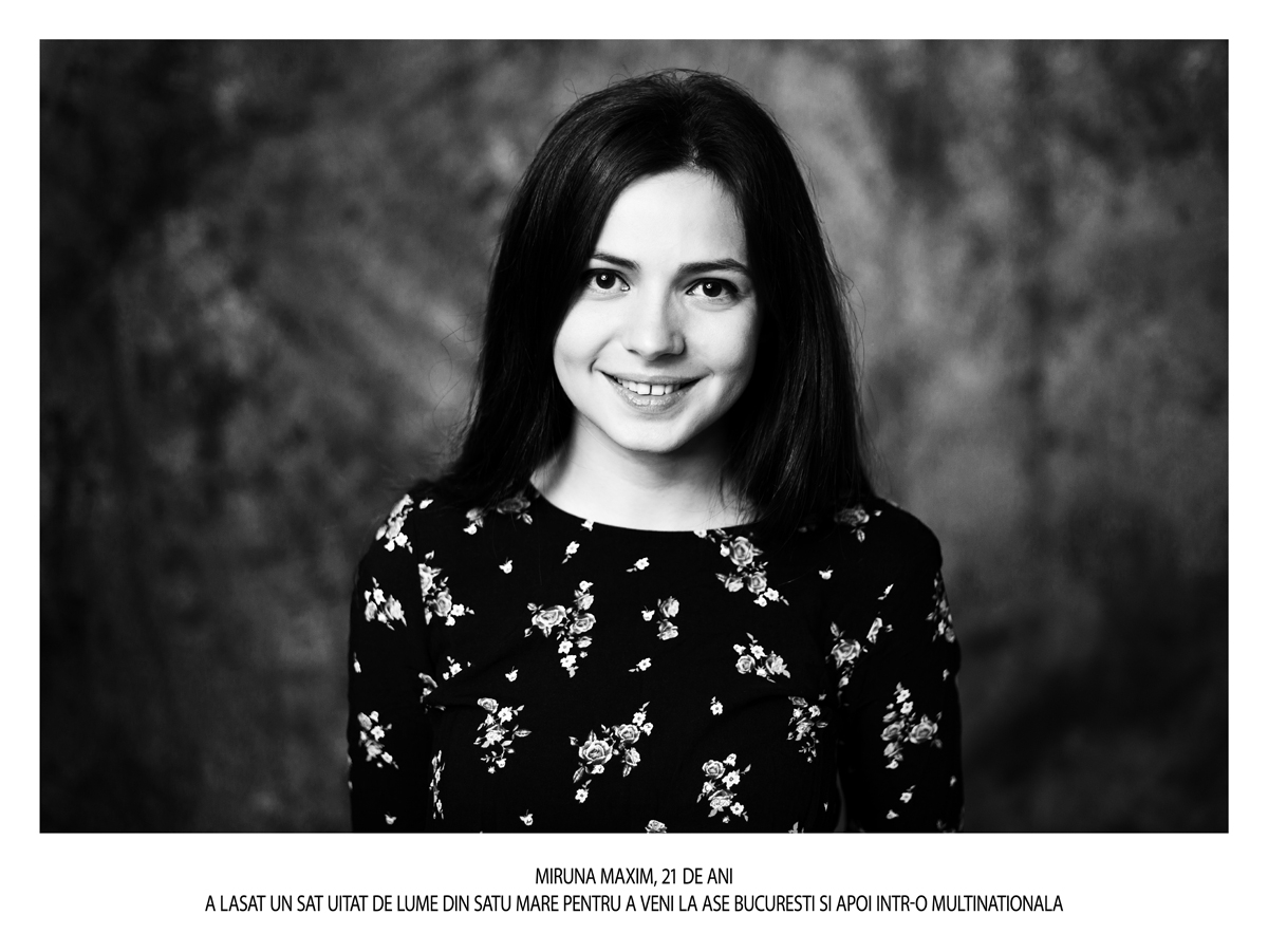 Portret de român - foto Cristian Șuțu