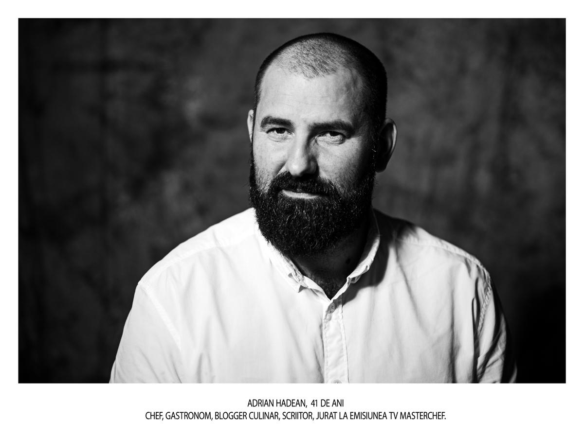 Portret de român - Cristian Șuțu