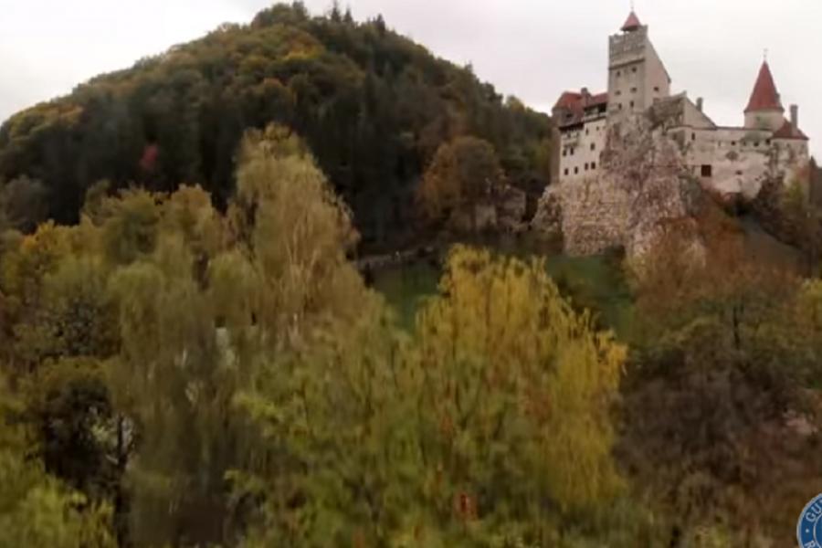 Castelul Bran - film - Guvern