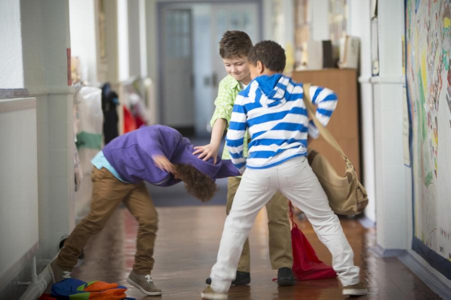 Bullying - scoala - Getty