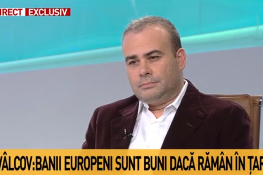 Darius Valcov la Antena 3