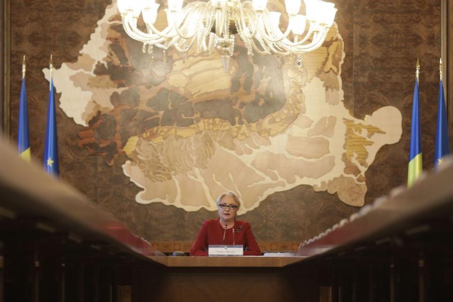 Premierul Viorica Dăncilă, 11 decembrie