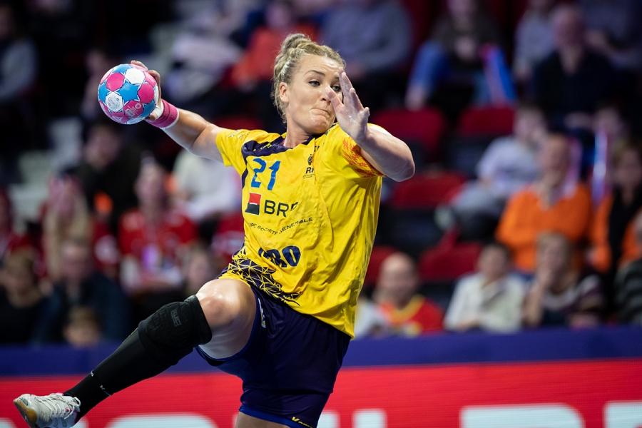 Romania la CE de handbal feminin