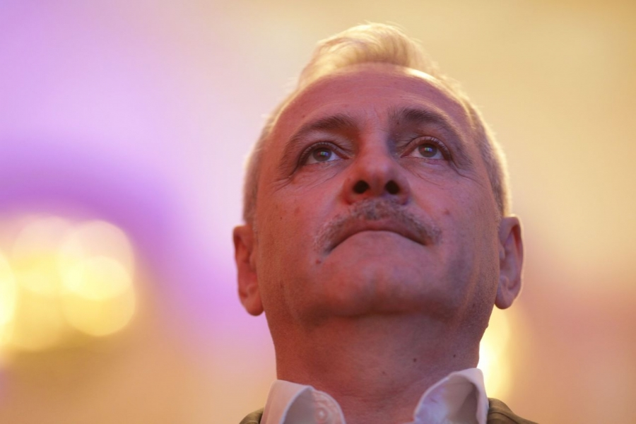 Liviu Dragnea, la consiliul Național al PSD