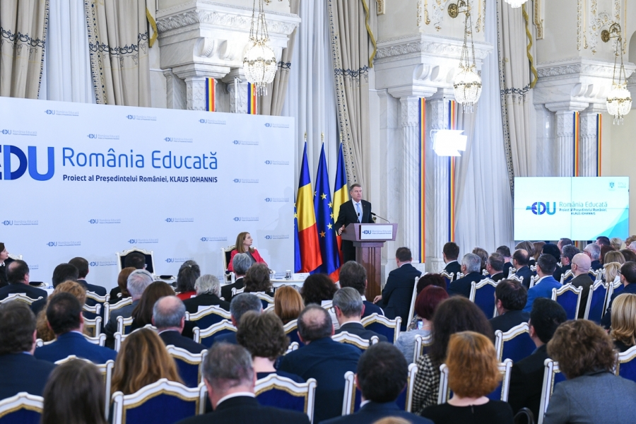 Lansare România educată