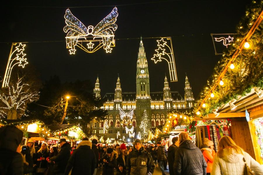 Craciun in Viena