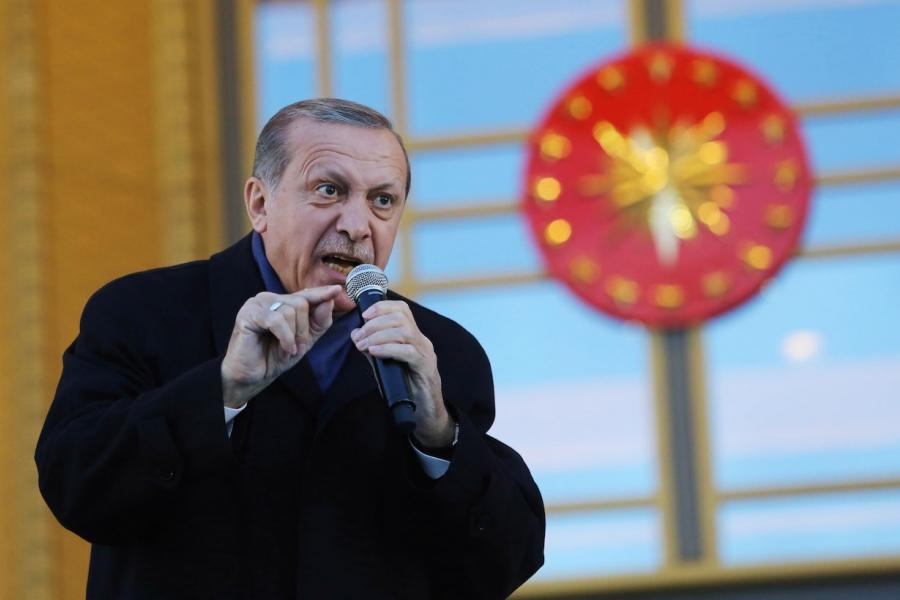 Erdogan discurs