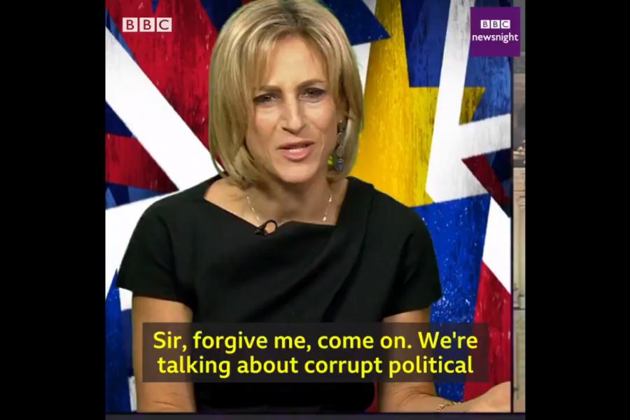 Jurnalistă BBC