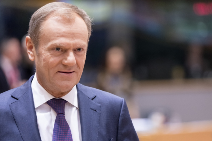 Donald Tusk - getty
