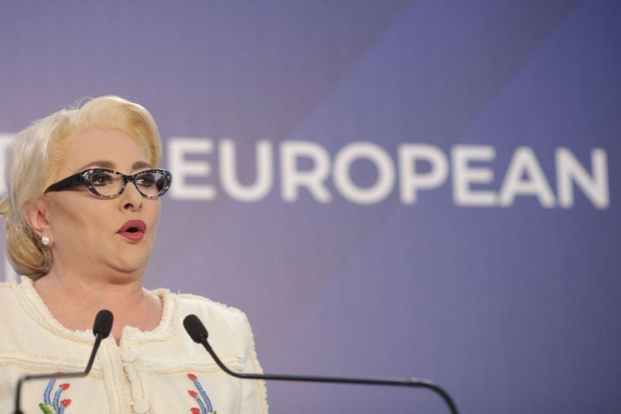 Viorica Dăncilă, european