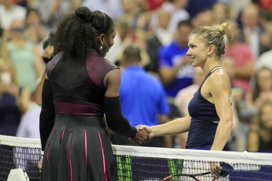 Halep - Serena Williams