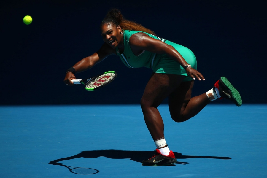 Serena Williams, AO