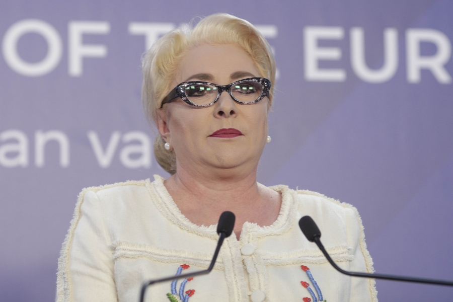 Viorica Dancila - Foto Inquam Photos / Octav Ganea