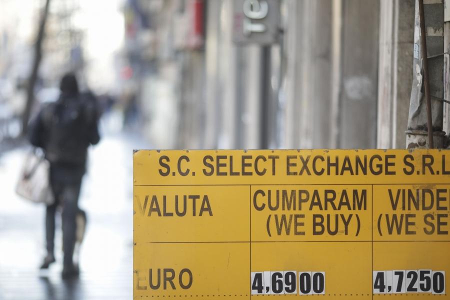 curs valutar - euro - BNR