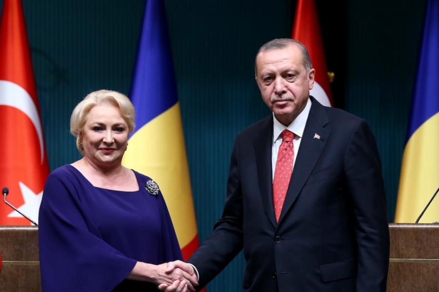 Dăncilă - Erdogan