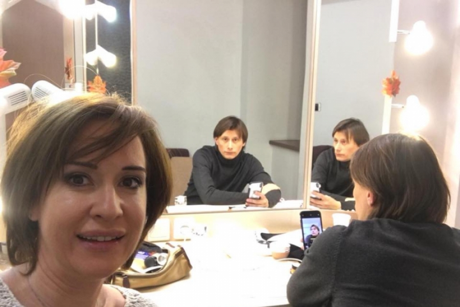 Medeea Marinescu și Marius Manole