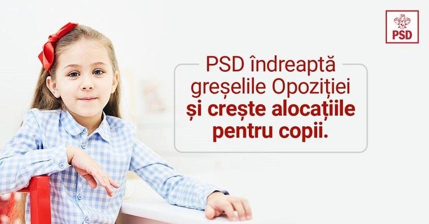 Imaginea guvernării PSD