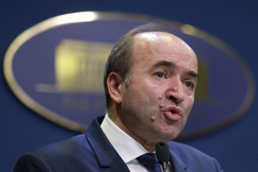 Tudorel Toader - Foto Inquam Photos / Octav Ganea