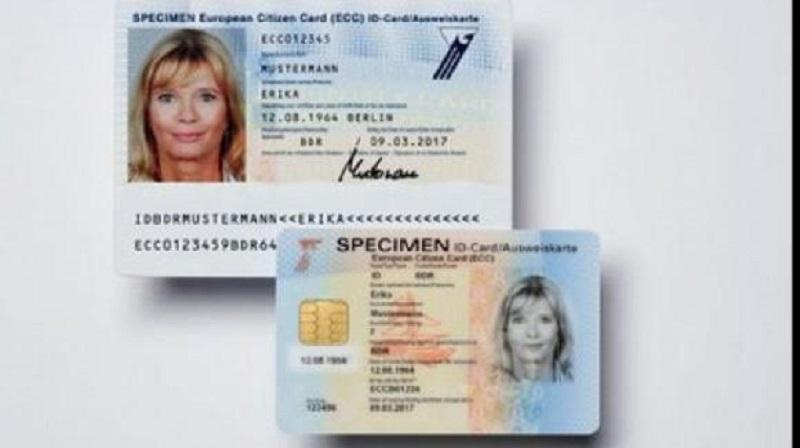 carti de identitate noi - captura