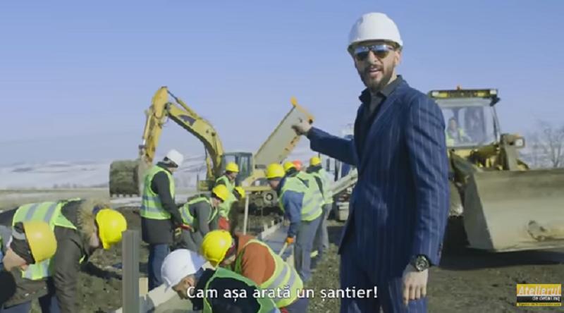 santier - Ștefan Mandachi