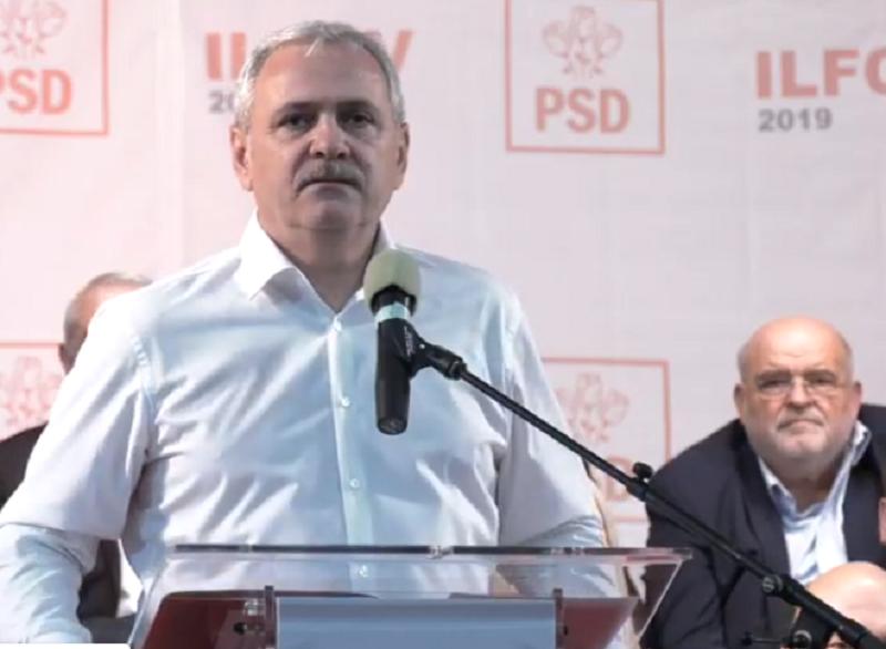 Liviu Dragnea - PSD Ilfov
