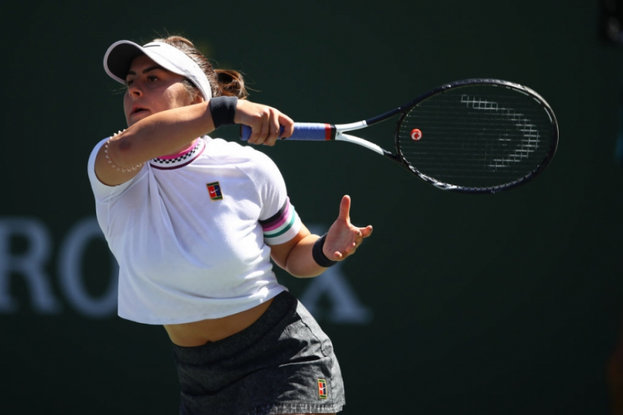 Bianca Andreescu - Getty