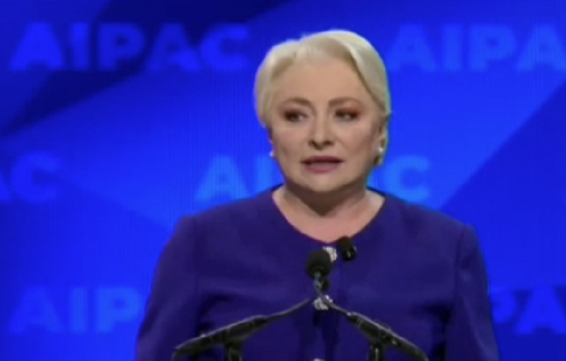 Viorica Dancila - Camp David
