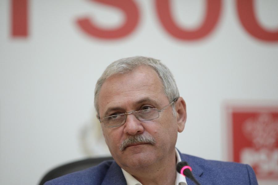 Liviu Dragnea - PSD - Foto:  Inquam Photos / Octav Ganea)